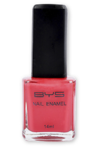 <b>BYS Nail Polish - Pop Pink No. 147A</b>
